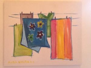 Washing, By Mark Nolan 2004